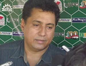 Cícero Damião, presidente do Icasa (Foto: Divulgação)