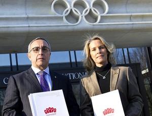 Madri lança candidatura para as olimpíadas de 2020 (Foto: EFE)