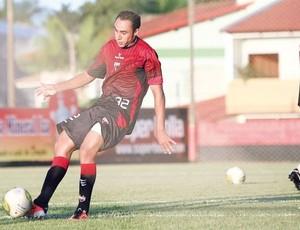 Ramalho, volante do Rio Verde, ex-jogador do Atlético-GO (Foto: Wildes Barbosa/O Popular)