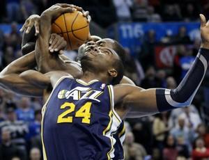NBA Paul Millsap Utah Jazz (Foto: AP)