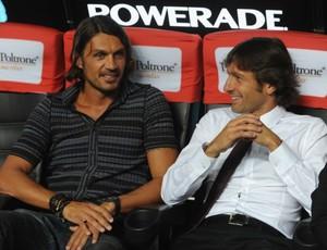 Paolo Maldini Leonardo (Foto: Getty Images)