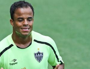 Mancini está louco para ser titular do Galo (Foto: Bruno Cantini  / Site Oficial do Atlético-MG)