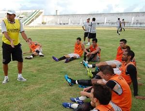 Suélio Lacerda, técnico do Botafogo-PB (Foto: Expedito Madruga)