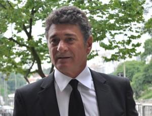 Darío Pereyra, técnico do Arapongas (Foto: Divulgação/site oficial do Arapongas)