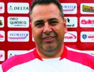 Sidney Ferreira, gerente de futebol da Anapolina (Foto: Divulgação/Anapolina)