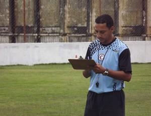Preparador Físico do Campinense, Hélio Cabral (Foto: Divulgação / Campinense)