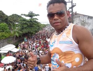 Carlinhos Bala (Foto: Terni Castro/Globoesporte.com)