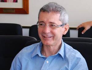 Nelson Lira, presidente do Botafogo-PB (Foto: Renata Vasconcellos)