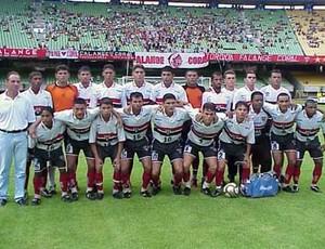 Ferroviário, Vice em 2003, cearense (Foto: Divulgação/Ferroviário)