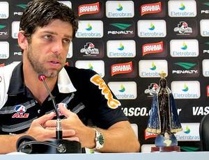 carrossel - juninho pernambucano vasco (Foto: Mariana Kneipp / Globoesporte.com)