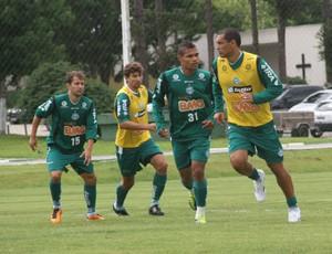 Marcel Júnior Urso Tcheco Coritiba (Foto: Gabriel Hamilko / GloboEsporte.com)