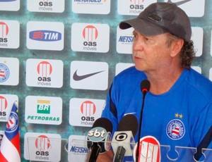 paulo roberto falcão; bahia (Foto: Divulgação/ Site oficial)
