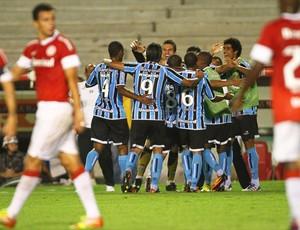 gre-nal 391 beira-rio grêmio inter gol de léo gago (Foto: Lucas Uebel/Grêmio FBPA)