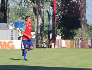 González Flamengo (Foto: Janir Junior / GLOBOESPORTE.COM)