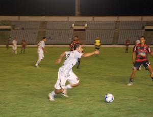 Flamengo e  Treze (Foto: Larissa Keren)