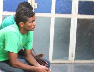 Nailson Punido (Foto: Frank Cunha/Globoesporte.com)