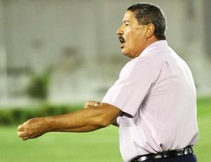 Pedrinho Albuquerque, técnico do Paraíba de Cajazeiras (Foto: Magnus Menezes / Jornal da Paraíba)