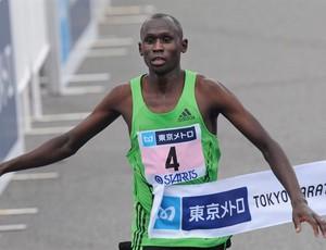 Michael Kipyego vence Maratona de Tóquio (Foto: agência efe)