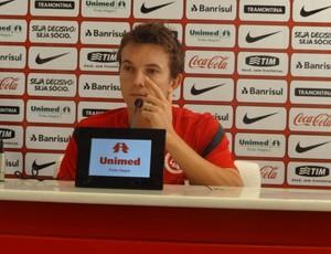 Dagoberto Inter atacante (Foto: Tomás Hammes/Globoesporte.com)