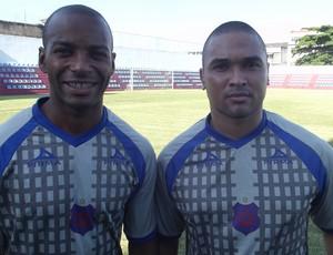 Eder Pinheiro  Marcelinho Bonsucesso (Foto: Divulgação/Bonsucesso)