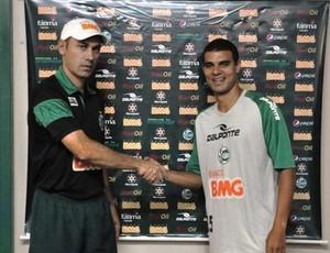 Élder Granja é o novo reforço do Juventude (Foto: Divulgação/Juventude)