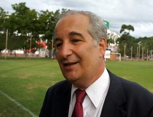 giovanni luigi, presidente do inter (Foto: Diego Guichard/Globoesporte.com)