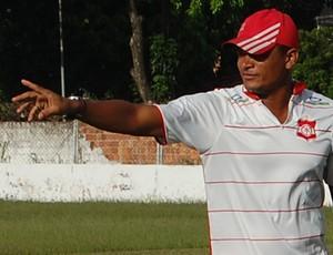 Maurício Cabedelo, técnico do Auto Esporte (Foto: Cadu Vieira)