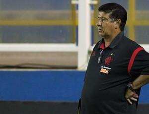 joel santana flamengo x boavista (Foto: Rui Porto Filho/Foto Arena/Agência Estado)
