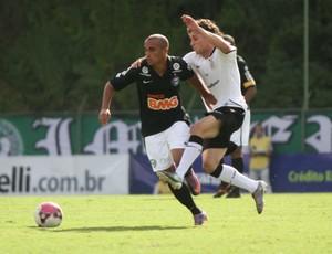 Gil Coritiba x Corinthians-PR (Foto: Divulgação / Coritiba)