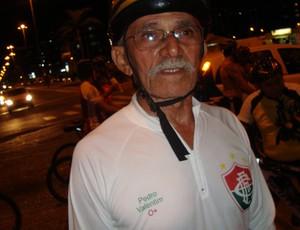 bicicletada em joão pessoa (Foto: Phelipe Caldas)