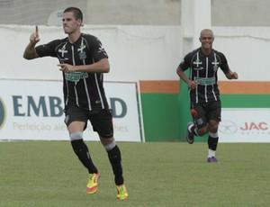 Fred, zagueiro Figueirense (Foto: Divulgação / Site oficial)