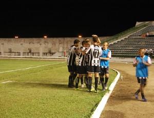 Botafogo-PB x Esporte de Patos (Foto: Rammom Monte)