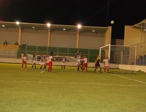 Botafogo-PB x América-RN (Foto: Rammom Monte)