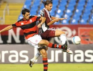 Rafel Moura Gonzalez Fluminense x Flamengo (Foto: Photocâmera)