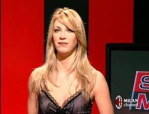 Vera Spadini, jornalista italiana (Foto: Reprodução internet)