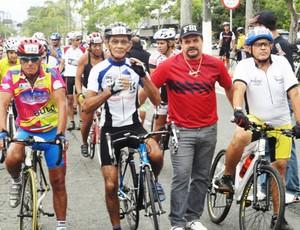 Desafio de ciclismo Campina-Riachão (Foto: Divulgação)