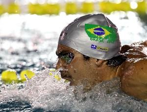 Kaio Márcio conquista medalha de ouro no Sul-Americano