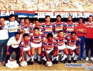 Fortaleza Campeão 1991, Marca, boa campanha (Foto: Divulgação/Fortaleza)