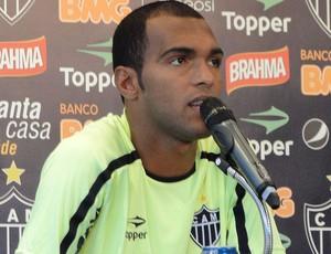 Richarlyson, lateral do Atlético-MG (Foto: Fernando Martins / Globoesporte.com)