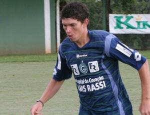 Júnior Viçosa, atacante do Goiás (Foto: Rosiron Rodrigues/Goiás E.C.)