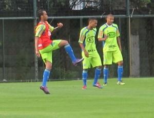 Wesley Palmeiras (Foto: Daniel Romeu/Globoesporte.com)