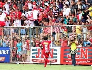 Gol Princesa (Foto: Anderson Silva/Globoesporte.com)