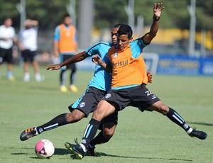 Grêmio treino Olímpico (Foto: Edu Andrade / Divulgação Grêmio FBPA)