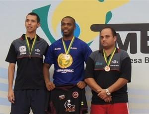 Marcus Nascimento consegue bronze no Rating F (Foto: Divulgação/ASTM)