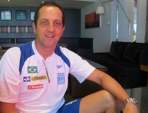 Fernando Vanzella natação (Foto: Cahê Mota / GLOBOESPORTE.COM)
