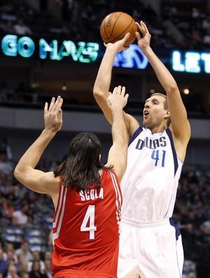 Dirk Nowitzki, astro do Dallas Mavericks