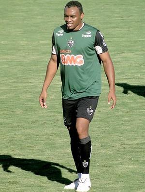 Obina, atacante do Atlético-MG