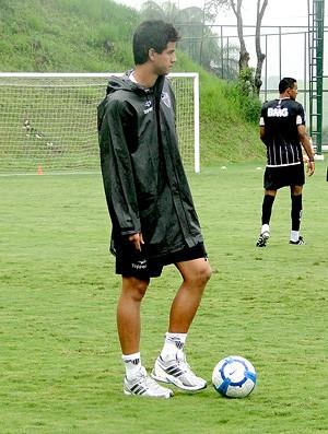Treino do Atlético-MG - Renan Ribeiro (Foto: Lucas Catta Prêta / Globoesporte.com)