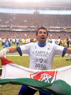 Ricardo Berna fluminense Campeão