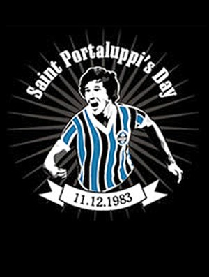 Renato Gaucho St. Portaluppi's Day